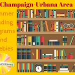 Champaign-Urbana Area Summer Reading Programs and Freebies Sponsored by Meatheads