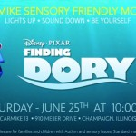 Carmike to Offer Sensory Friendly Showing of Finding Dory
