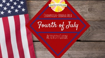 Champaign-Urbana Area Fourth of July Activity Guide