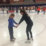 Learn to Skate at the University of Illinois Ice Arena. More on Chambanamoms.com