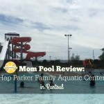 A smaller family swimming pool option near Champaign-Urbana. Mom Review on Chambanamoms.com