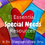 11 Essential Special Needs Resources in Champaign-Urbana Sponsored by Champaign-Urbana Special Recreation