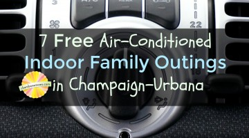 7 Free Air-Conditioned Indoor Family Outings in Champaign-Urbana