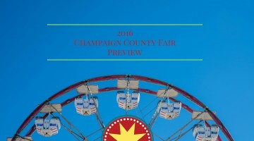 2016 Champaign County Fair Pocket Guide