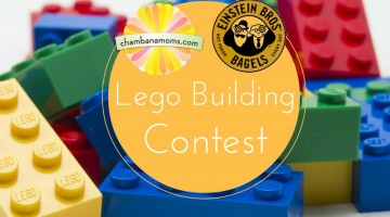 Einstein's in Urbana Hosting Lego-Building Contest
