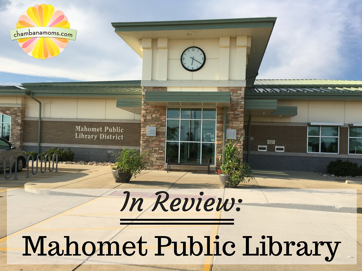 Mahomet Library Review-2
