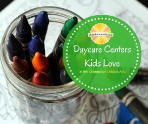 Daycare Centers Kids Love