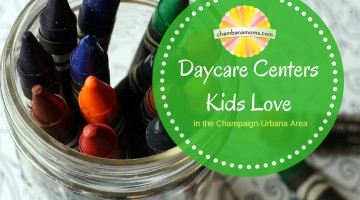 Daycare Centers Kids Love in the Champaign-Urbana Area