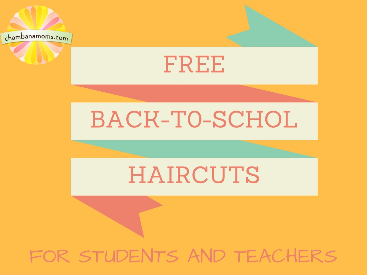 Volunteers To Offer Free Back To School Haircuts To