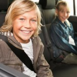When is it OK for Your Child to Ride in the Front Seat?