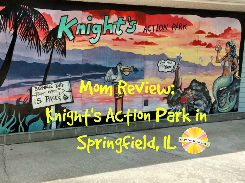Knight's Action Park in Springfield on Chambanamoms.com