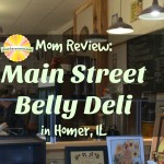Mom Review: The Belly Deli in Homer