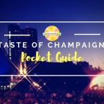 Taste of Champaign-Urbana Pocket Guide