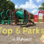 Top Six Parks in Mahomet