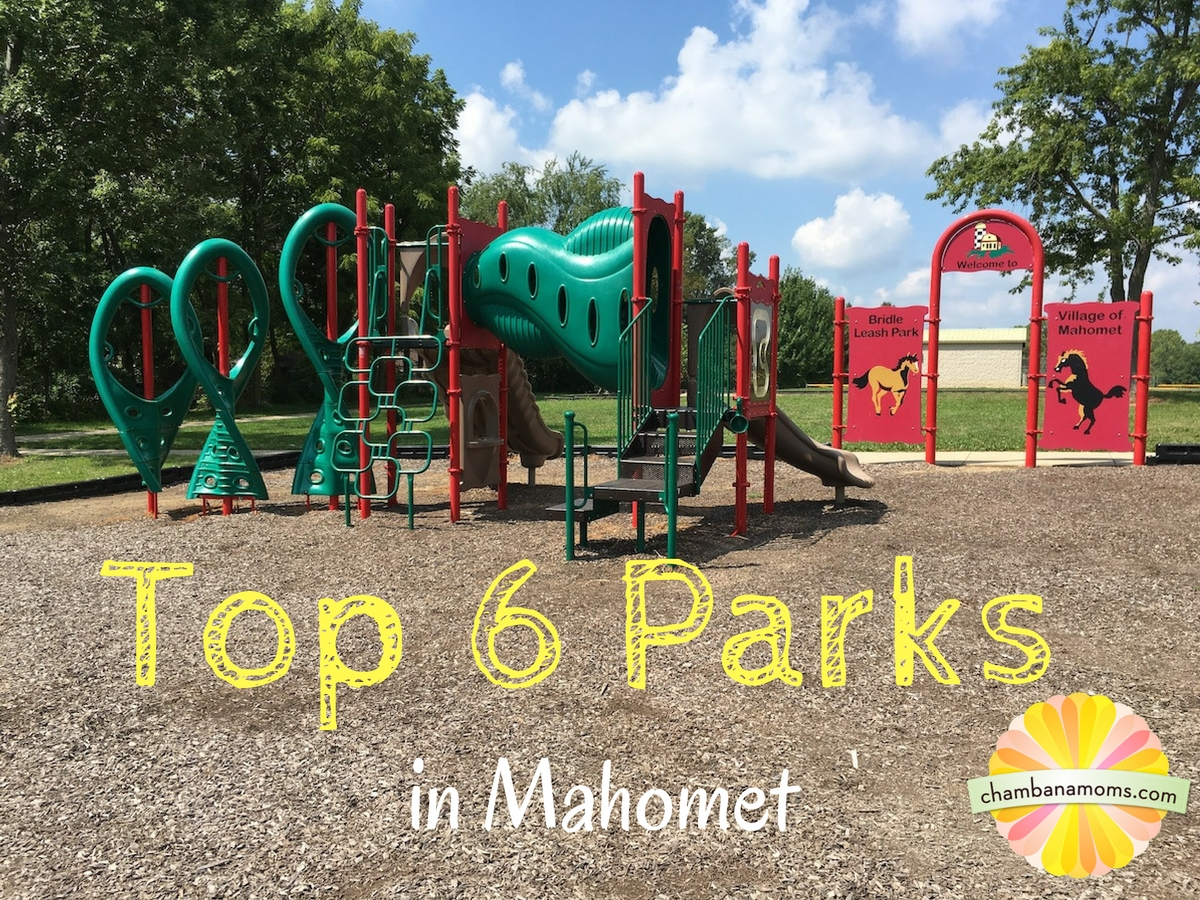 Top 6 Parks in Mahomet