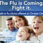 Champaign-Urbana Flu Shot Clinics, Sponsored by Christie Clinic
