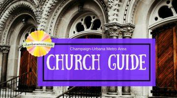 Champaign-Urbana Area Church Guide