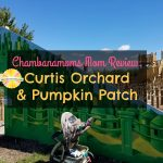 Mom Review: Curtis Orchard & Pumpkin Patch in Champaign