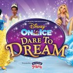 Disney On Ice presents Dare to Dream (and a giveaway!)