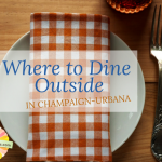 where to dine outside champaign urbana