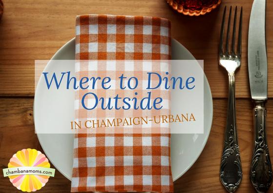 where to dine outside champaign urbana