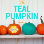 Teal Pumpkin Project Aims to Make Halloween 'Safer, Happier'