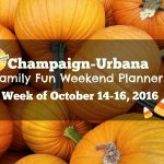 Champaign-Urbana Weekend Planner: Week of October 14-16