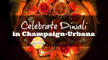 Celebrate Diwali with Kids in Champaign-Urbana
