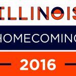 Illinois Homecoming 2016