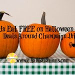 Kids Eat Free on Halloween: Deals Around Champaign-Urbana