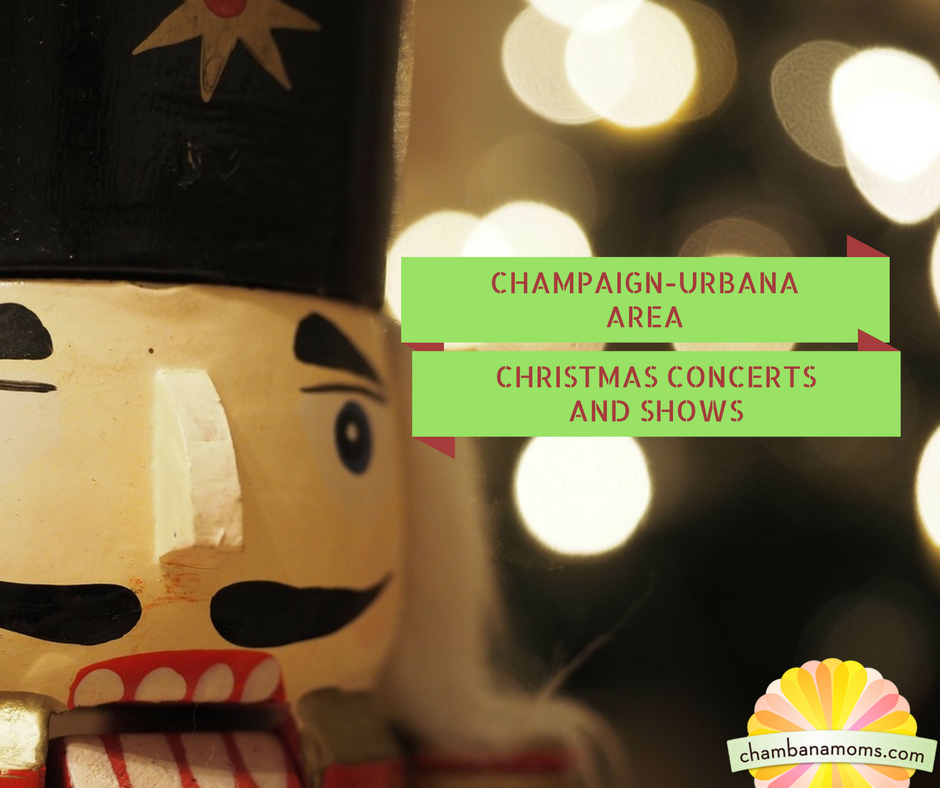 Champaign Urbana Area Christmas Concerts and Shows