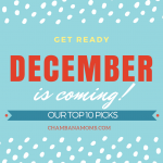 December Top 10 Picks