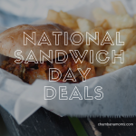 NATIONAL sandwich day deals champaign urbana