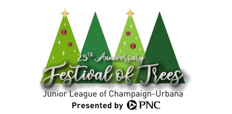 festival of trees champaign urbana