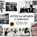 Champaign Women Plan Election Day Celebration