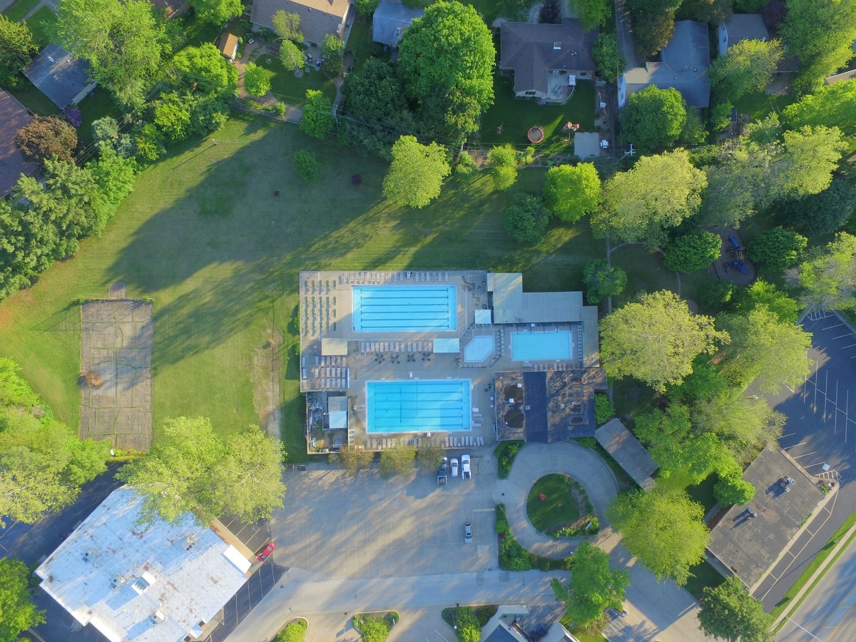 Indian Acres Swim Club for family fun in Champaign-Urbana on Chambanamoms.com