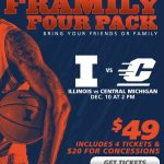 Champaign-Urbana Weekend Planner December 9-11 Sponsored by University of Illinois Athletics