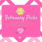 February Top 10 Picks Sponsored by Krannert Center for the Performing Arts