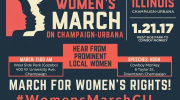 Women's March on C-U: Is it Kid-Friendly?