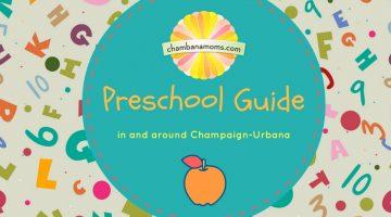 Champaign-Urbana Preschool Guide