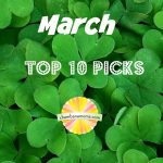 March Top 10 Picks Sponsored by Countryside School