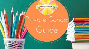 Champaign-Urbana Area Private School Guide