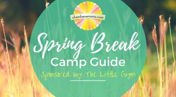 Champaign-Urbana Spring Break Camp Guide Sponsored by The Little Gym
