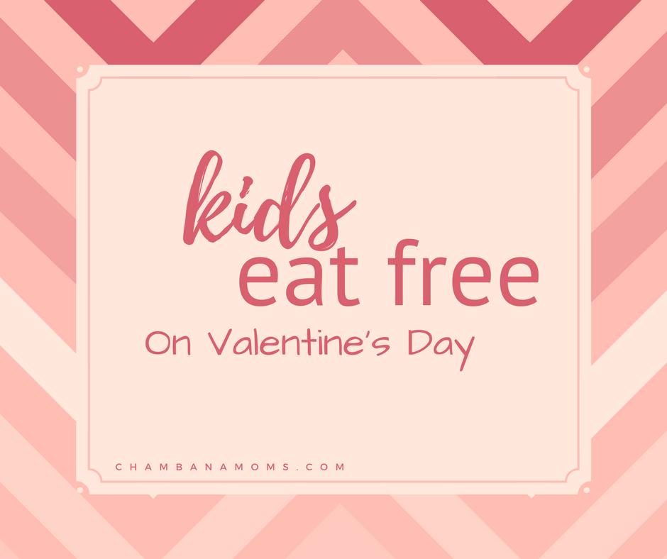kids eat free valentine's day champaign urbana