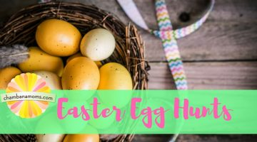 Champaign-Urbana Area Easter Egg Hunts Sponsored by Savoy United Methodist Church