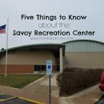 Five Things to Know about the Savoy Recreation Center