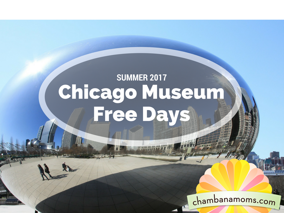 Chicago Museums Summer Free Days