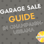Champaign-Urbana Garage Sale Guide