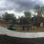 Nick's Park in Monticello Gets Upgrade