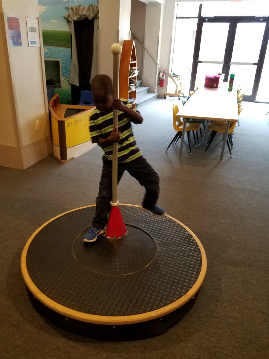 Top 10 Things to Do with Kids at the Orpheum Children's Museum in Champaign on Chambanamoms.com